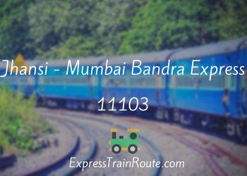 11103-jhansi-mumbai-bandra-express