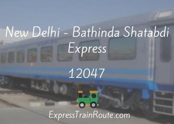 12047-new-delhi-bathinda-shatabdi-express