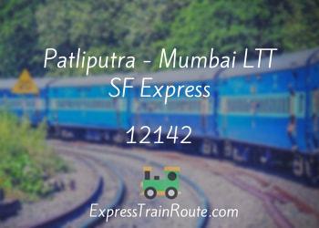 12142-patliputra-mumbai-ltt-sf-express