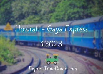 13023-howrah-gaya-express