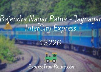 13226-rajendra-nagar-patna-jaynagar-intercity-express
