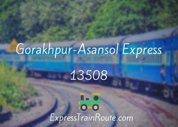 13508-gorakhpur-asansol-express