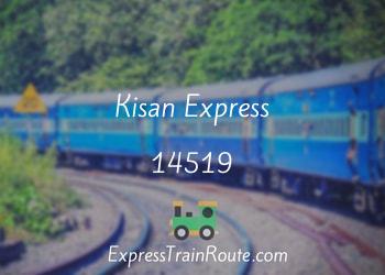 14519-kisan-express