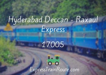17005-hyderabad-deccan-raxaul-express