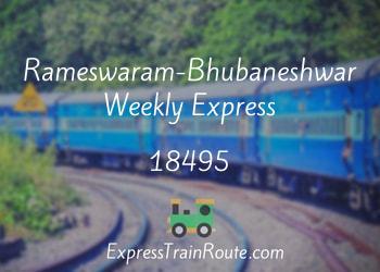 18495-rameswaram-bhubaneshwar-weekly-express