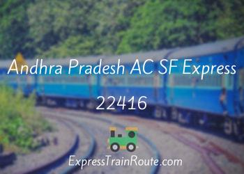 22416 ap express seat availability